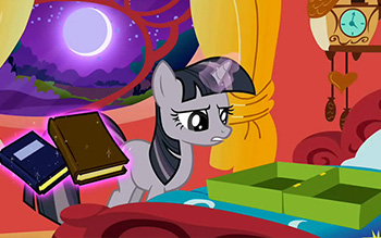 puzzle MyLittlePony Silver